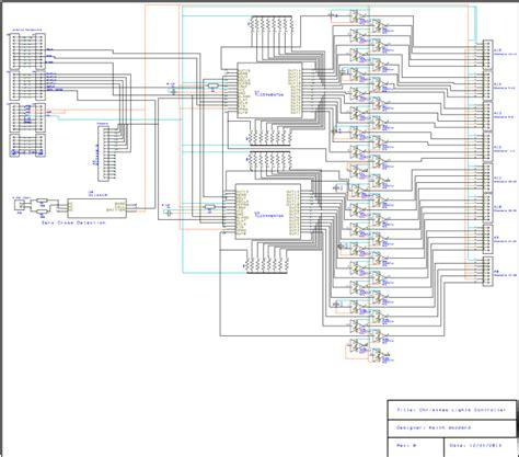 light controller schematic arduino light controller woodard labs