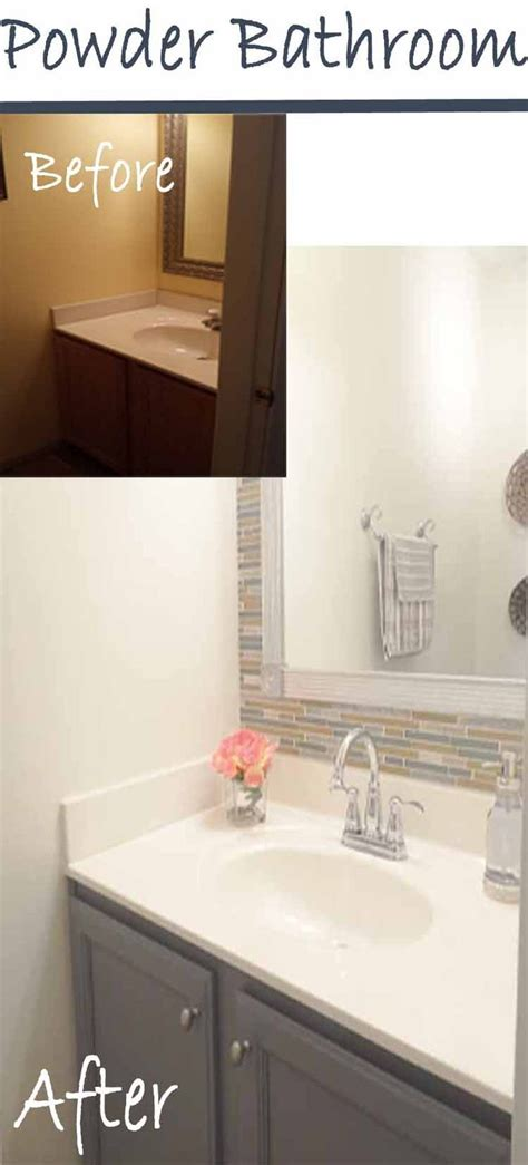 Complete Bathroom Makeovers by 1000 Ideas About Budget Bathroom Makeovers On