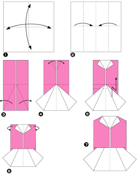 how to make origami clothes origami clothes origami paper