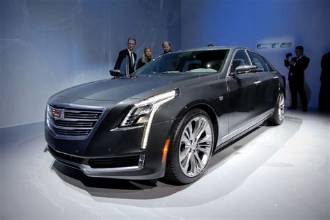 Cadillac News by 2016 Cadillac Ct6 Look 187 Autoguide News