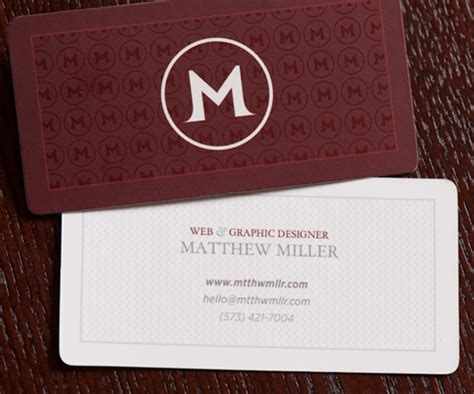 who makes the best business cards the top 100 best business cards from 2010 creativefan