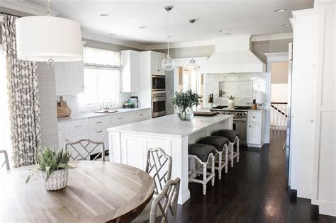 white kitchen islands with seating white kitchen island with gray seat abacus counter stools transitional kitchen
