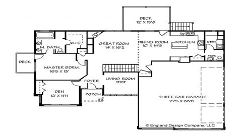 open one story house plans one story house plans with open concept one story house plans bungalow house plans one story