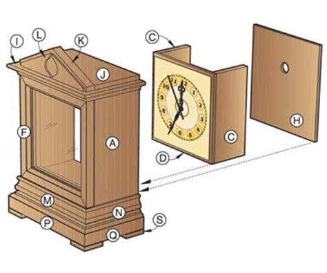clock plans woodworking woodwork bracket clock woodworking plans plans pdf