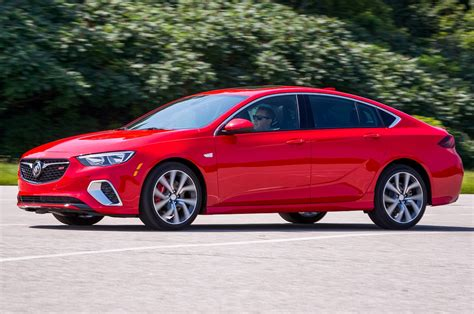 2018 Buick Regal Gs by 2018 Buick Regal Drive Review