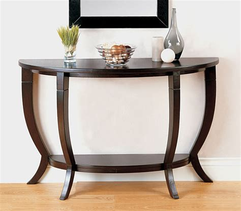 sofa table overstock contemporary oval sofa table overstock shopping great