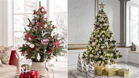 carrefour arboles de navidad fotos de 225 rboles de navidad decorados