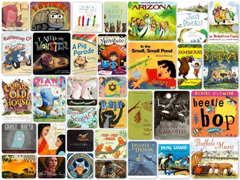 picture books for mentor text spreadsheet picture book month in review