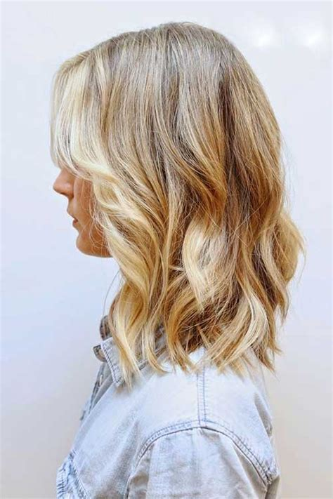 pictures of the back of shoulder lenth hair 20 short shoulder length haircuts short hairstyles 2016