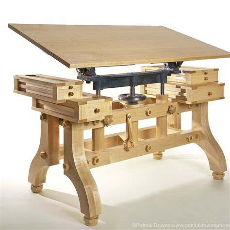 drafting table woodworking plans adjustable drafting table plans woodworking projects plans