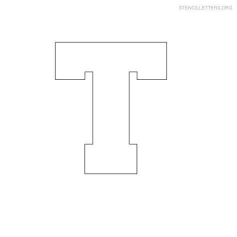 block letter free block letter t coloring pages