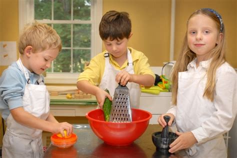 for kindergarteners to make children cook own meals in classroom londonderry news