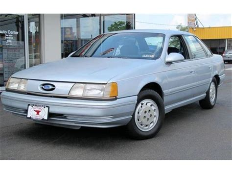 where to buy car manuals 1989 ford taurus lane departure warning 1989 ford taurus information and photos momentcar