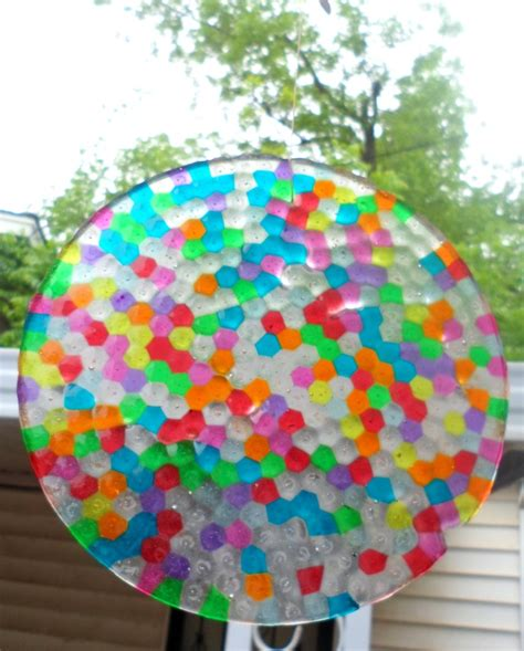 melted pony crafts 1000 images about beaded suncatchers on