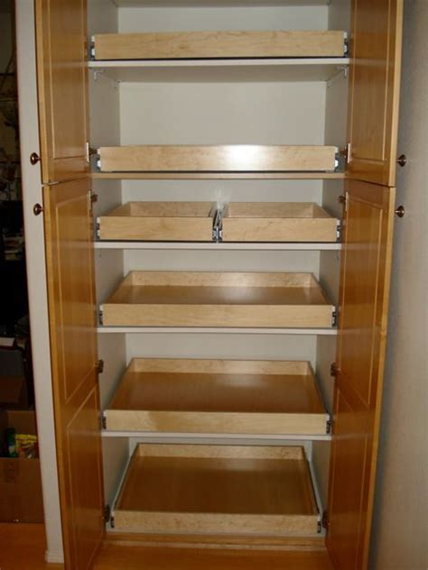 how to make pull out drawers in kitchen cabinets best 25 pantry organization ideas on