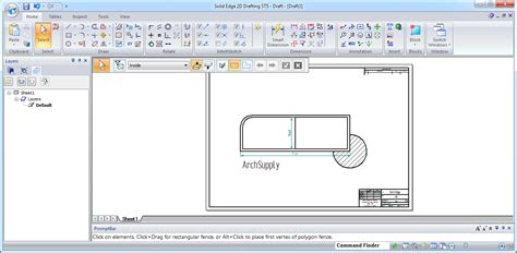 free drawing software free cad software archsupply