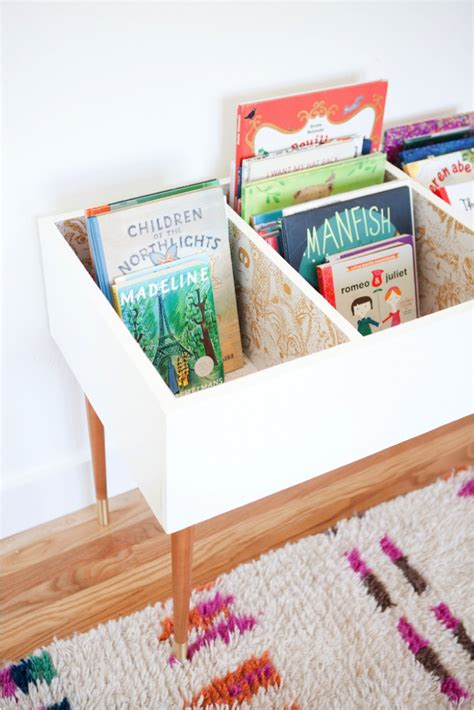 picture book bins diy book bin this this