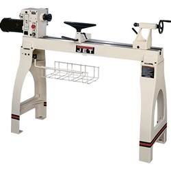 jet woodworking tools jet evs pro wood lathe 16in x 42in electronic