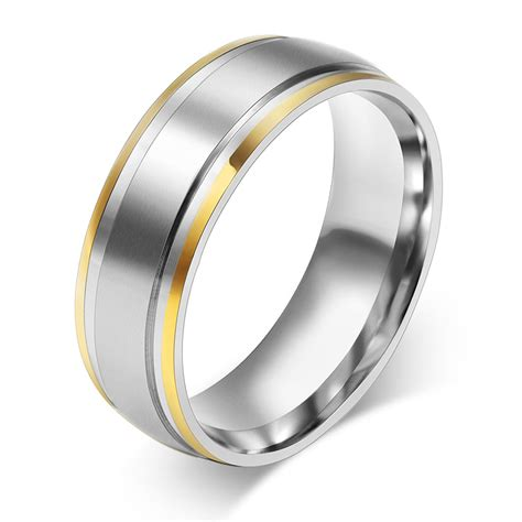 how to make stainless steel jewelry aliexpress buy 18k gold plated rings 316l stainless