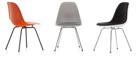 eames dsx chair vitra eames plastic side chair dsx