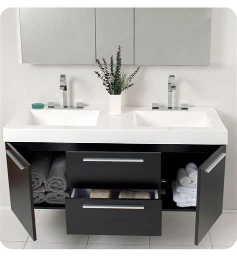 bathroom vanity sinks modern best 25 black bathroom furniture ideas on