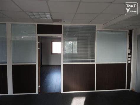 cloison bureau aluminium vitr 233 e et pleine provence alpes c 244 te d azur
