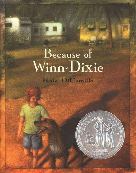 pictures of the book because of winn dixie children s literature because of winn dixie