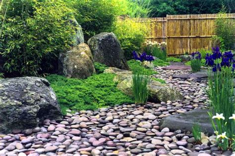 garden bed rocks 12 river bed landscaping made of glass river rocks
