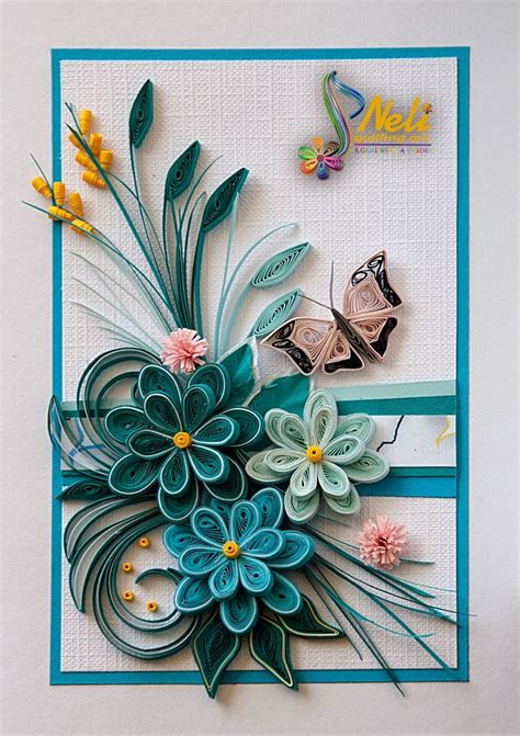 quilling card 17 best ideas about neli quilling on quilling
