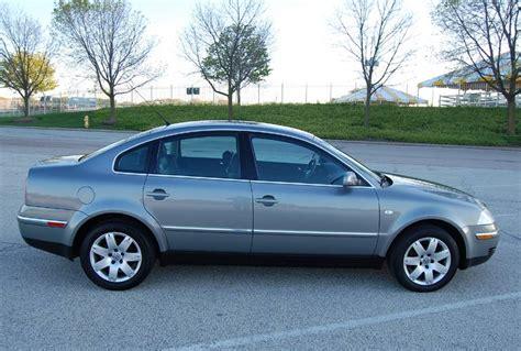 Volkswagen Passat 2003 by 2003 Volkswagen Passat Glx Only 66k