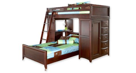 on bunk beds affordable bunk loft beds for rooms to go