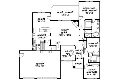 prairie style floor plans prairie style house plans cheyenne 30 643 associated designs