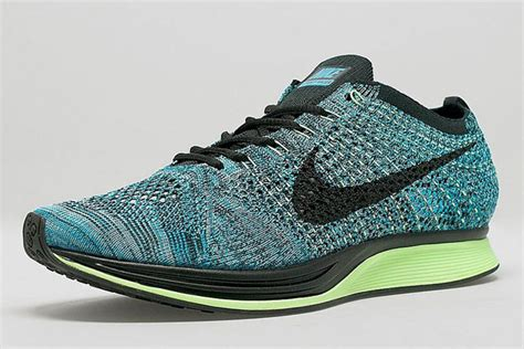 fly knit nike flyknit racer quot blue lagoon quot sneakernews