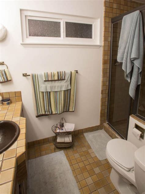 Before And After Small Bathroom Makeovers by 20 Small Bathroom Before And Afters Hgtv