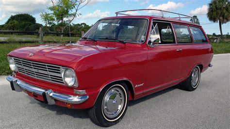 1967 Opel Kadett by 1967 Opel Kadett Wagon K83 Kissimmee 2015