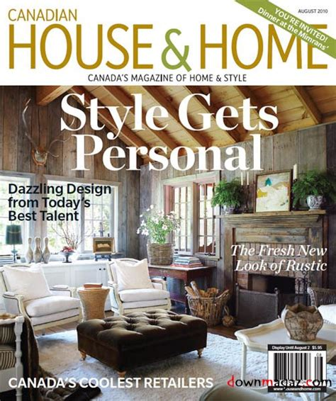 house and home magazine canadian house home august 2010 187 pdf