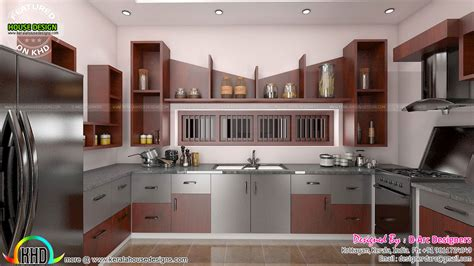 house interior design kitchen 2016 modern interiors design trends kerala home design