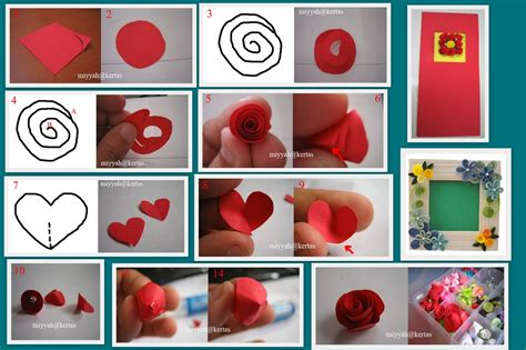how to make paper craft work creative craft work january 2013
