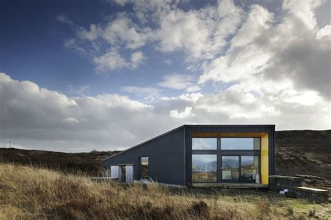 isle houses black house