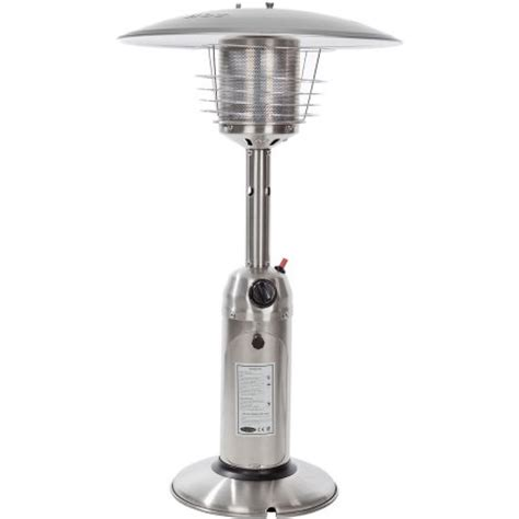 patio heaters walmart sense table top patio heater walmart