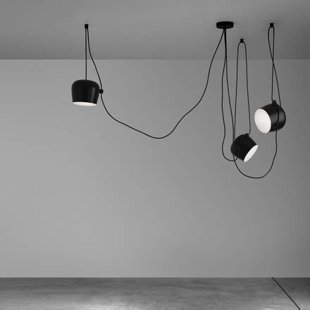 flos pendant lights aim pendant l by flos in the design shop