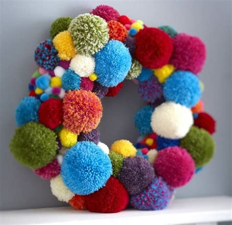 pom pom crafts for 39 diy pom pom crafts which easy to make and ready to sell