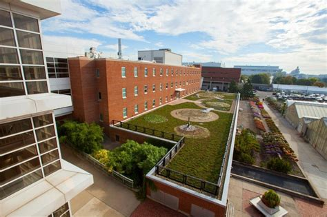 Garden State Roofing The Ohio State Green Roof At Howlett