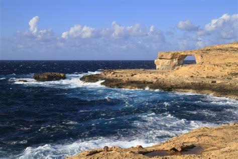 azure window collapses malta s iconic azure window collapses into the sea
