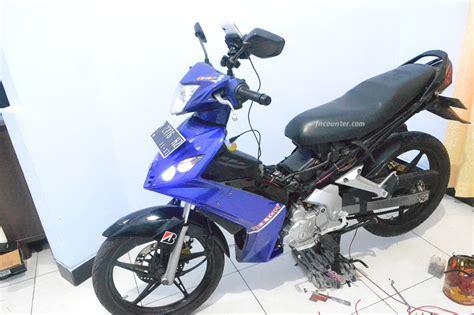 Alat Motor Modifikasi by Alat Modifikasi Motor Jupiter Mx Terlengkap Kumpulan