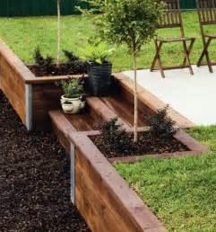 retaining walls for gardens 20 sloped backyard design ideas