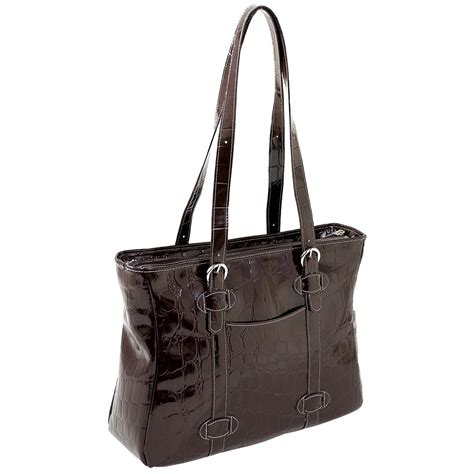 leather womens laptop bag siamod 174 emanuele leather s laptop tote 180772