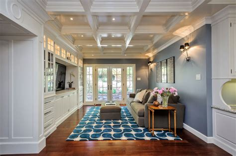 Colorful Area Rugs by How To Furnish And Love A Long Narrow Living Room In 5