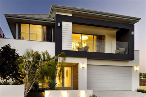houses for narrow lots 2 storey narrow lot home builders perth in vogue