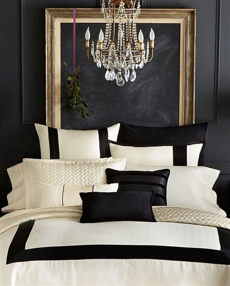 the black and gold bedroom boca do lobo inspiration